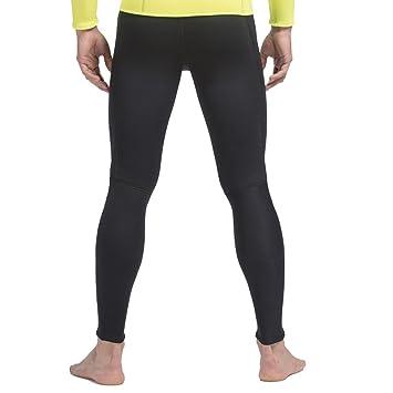 Pantalones de Neopreno de Neopreno de 2 mm para Mujer Buceo Snorkel Scuba Surf Pantalones de Canoa