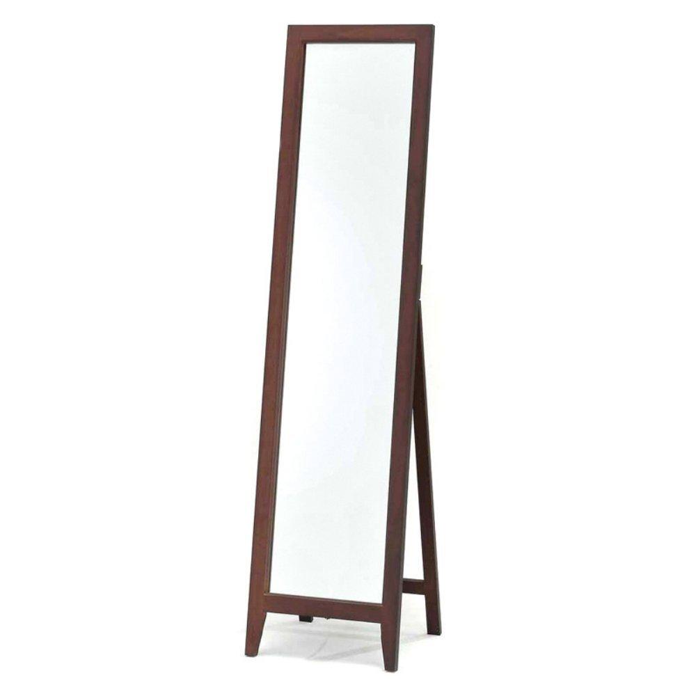 Mirror Stand Finish: Walnut InRoom Designs