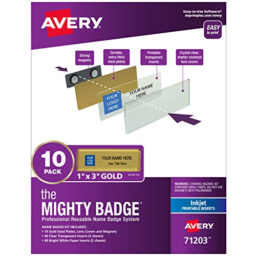 (The Mighty Badge by Avery, 1