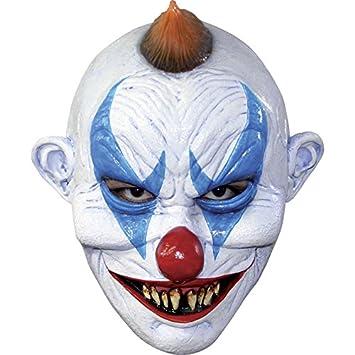Générique Mahal622 – Máscara de Payaso de Terror, de látex, para Adulto – Talla