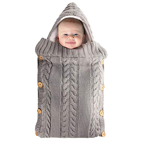 Scary Baby In Stroller Costumes - Baby Swaddle Blanket Unisex Infant Swaddle