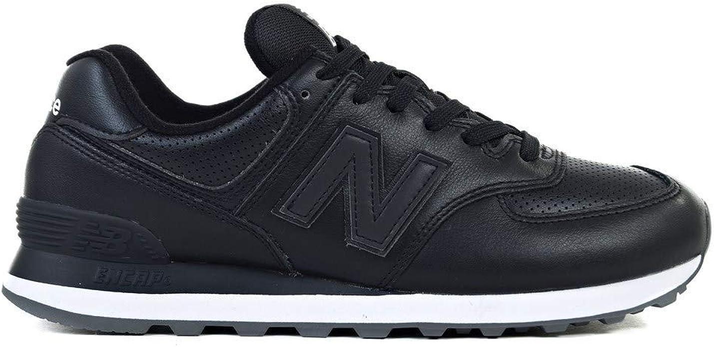 New Balance 574v2 Sneakers Herren Schwarz