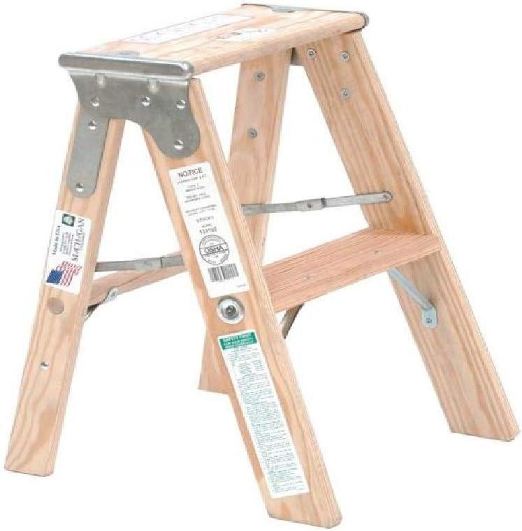 Stocky Step Ladder