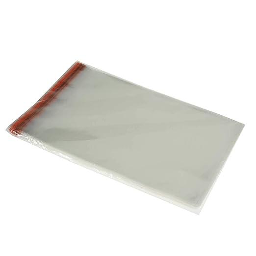500 bolsas autoadhesivas con tiras adhesivas de celofán OPP ...
