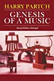 img - for Genesis Of A Music: An Account Of A Creative Work, Its Roots, And Its Fulfillments, Second Edition by Harry Partch (1979-08-22) book / textbook / text book
