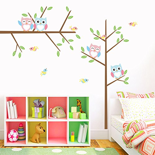 ElecMotive Stickers Decals Nursery Bedroom product image