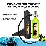 Scuba Tank Diving Cylinder Mini Scuba Tank Scuba
