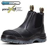 ROCKROOSTER Men's Work Boots Waterproof Slip-Resistant (AK227, US11)