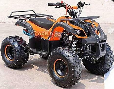 Amazon.fr : Hummer Panda Quad 125 cm³, avec moteur ...