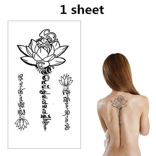 KinderALL Tatuaje Temporal de Arte Temporal Etiqueta Tatuaje ...