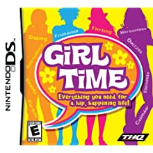 Girl Time - Nintendo DS