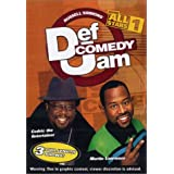 Def Comedy Jam - More All Stars, Vol. 1 by Martin Lawrence