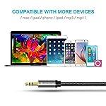5MProlunga-Jack-Cavo-5M-Victeck-Nylon-intrecciato-Jack-Audio-Stereo-35mm-Maschio-a-Femmina-Cuffie-Prolunga-per-Cuffie-Beats-Apple-iPhone-iPad-iPod-Smartphone-MP3-ed-altri