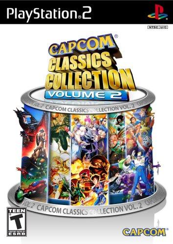 Capcom Classics Collection Volume 2 (Marvel Vs Capcom 2 Ps2)