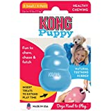 KONG Puppy Toy, X-Small, Assorted Pink/Blue