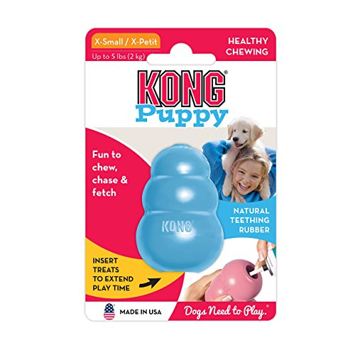 KONG Puppy X Small Assorted Pink product image