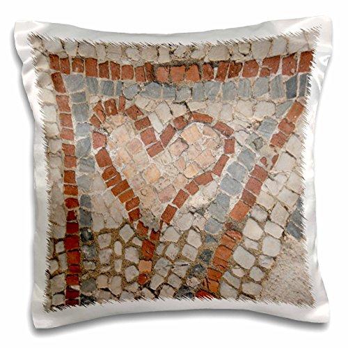 Danita Delimont - Tiles - Turkey, Kusadasi, Ephesus. Detail of ancient floor mosaic. - 16x16 inch Pillow Case (pc_208024_1)