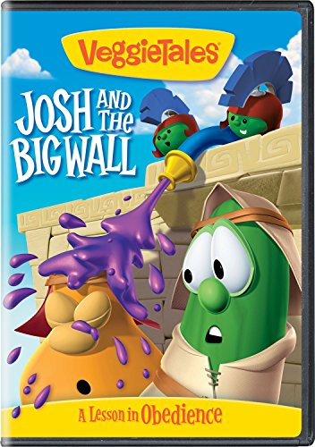 DVD : Veggietales: Josh And The Big Wall (DVD)