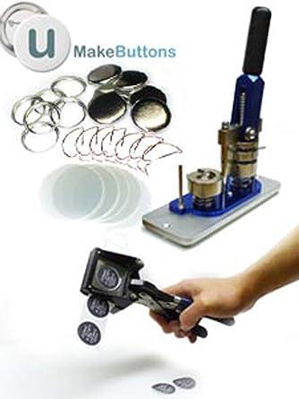 1 Inch Button Maker Machine Complete Starter Kit