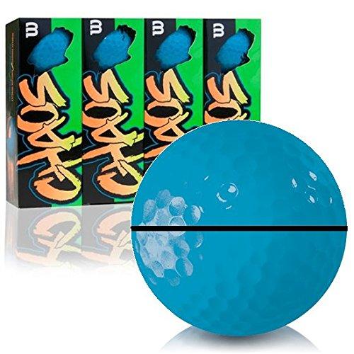 ウィルソンChaosブルーalignxl Personalizedゴルフボール   B07D5HG191