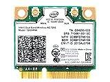 For Hp 710661-001 756753-001 784639-005 Intel Dual Band Wireless-ac 7260 7260hmw Half Mini Pcie Pci-express Wlan Wifi Card Module 802.11 Ac 867mbps Bluetooth Bt, Model: 7260, Electronic Store