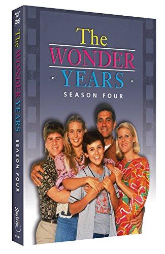 The Wonder Years: Season 4 (Wonder Years Dvd Season 4)