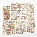 60PCS Scrapbook Stickers, Doraking DIY Decoration