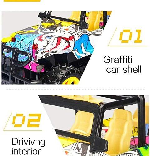Afstandsbediening Auto 1:14 Vierwielaandrijving Klimauto Off-Road Elektrische Afstandsbediening Geschenk Auto Speelgoed