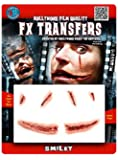 Set de maquillage 3D Tinsley FX Transfers - Smiley/Sourire