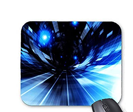 Amazon Com Cool 3d Abstract 3 Mouse Pad Office Products