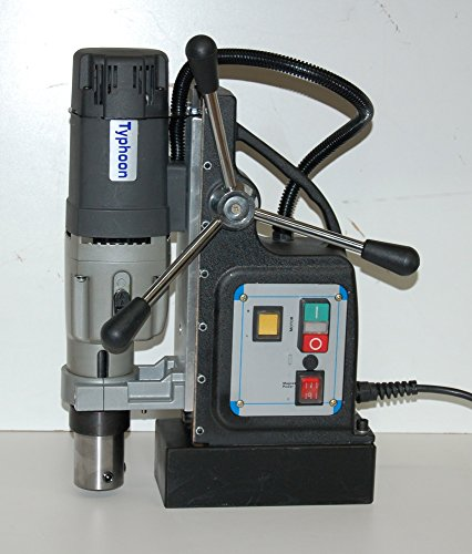 BLUEROCK Tools Model TYP-75 Typhoon Magnetic Drill Roto-Broach For Sale
