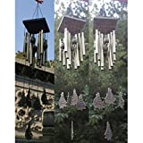 Cheap XWB Large Wind Chimes Bells Copper Tubes Outdoor Yard Garden Home Decor Ornament Wall Hanging Craft