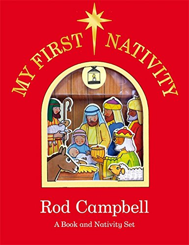 Read Online My First Nativity Set ebook