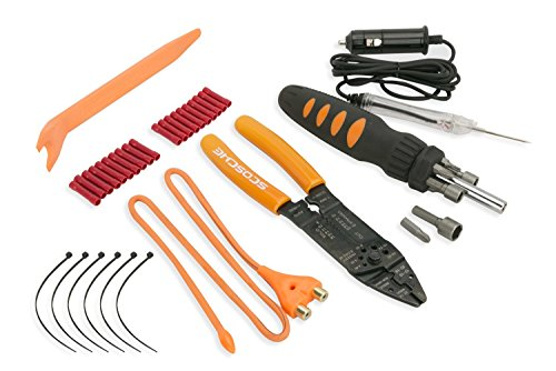Installation Tool Kit (Scosche TK12A Car Stereo Installation Tool Kit)
