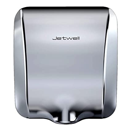 Amazoncom Jetwell High Speed Commercial Automatic Eco Hand Dryer - Hand blower for bathroom