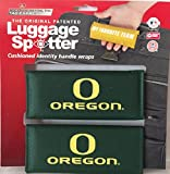 Luggage Spotter BUY ONE GET ONE FREE! OREGON DUCKS Luggage Locator/Handle Grip/Luggage Grip/Travel Bag Tag/Luggage Handle Wrap (4-PACK) – LICENSE EXPIRING! CLOSEOUT!