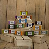 Herbal Handmade Goat Milk Soap Sample Pack (All Our Sample Bars) Horse O Peace Ranch
