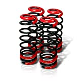 91 honda accord dx - Spec-D Tuning CL-ACD90BK-SD Honda Accord Lx Dx Ex Black Lowering Springs