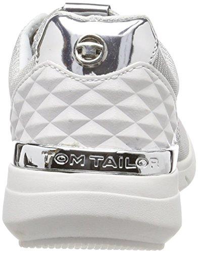 Tailor Femme 4891702 Tom Baskets Argenté vqBRxwf
