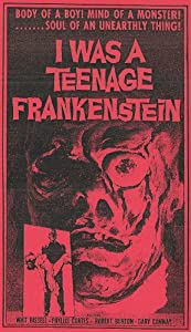 Teenage Frankenstein [VHS] from Sony Pictures Home E