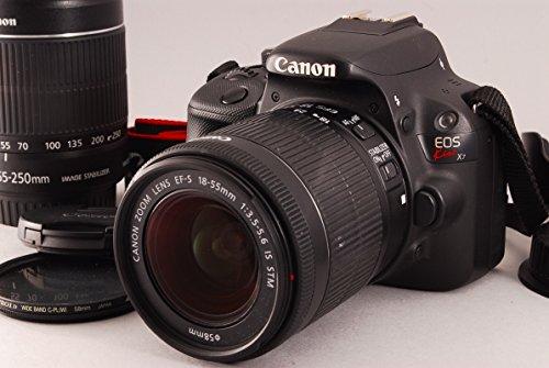 CANON キャノン EOS Kiss X7 18-55mm シングル レンズキット 元箱有り