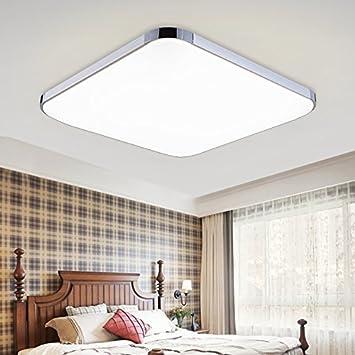 Hengda 36w Led Deckenleuchte Kaltweiss Deckenlampe Wohnzimmer