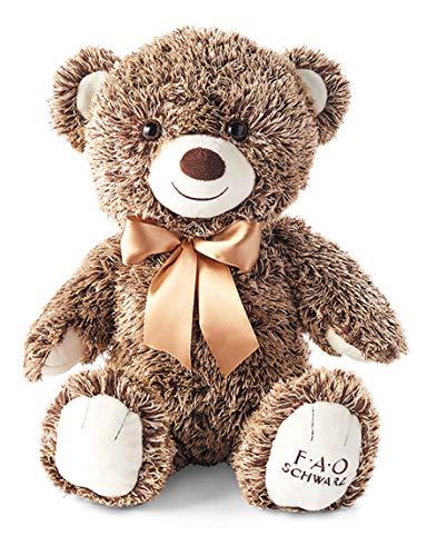 (F.A.O. Schwarz Plush & Cuddly Teddy Bear (16
