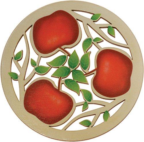 Solace Printed Apples Trivet ()