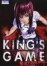King's Game Extreme, tome 1 par Kanazawa