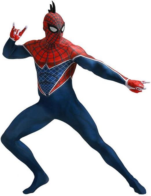 Spider-Man Homecoming Cosplay 3D Printed Zentai Costume Halloween Adult//Kids