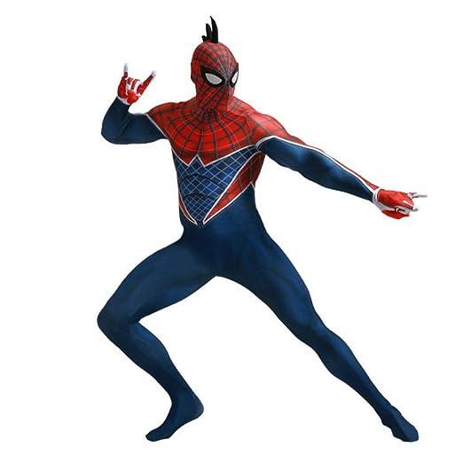 KOUYNHK Trajes De Spiderman Homecoming 3D Impresos Traje Mono Mono ...