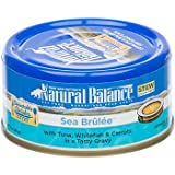 Natural Balance Delectable Delights Sea Brulee Stew Formula Adult Cat Food, My Pet Supplies