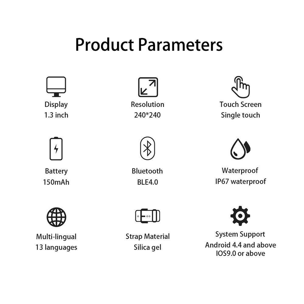 Ocamo Monitor de frecuencia card/íaca con Monitor de presi/ón Arterial y Monitor de Color de Alta definici/ón 116pro