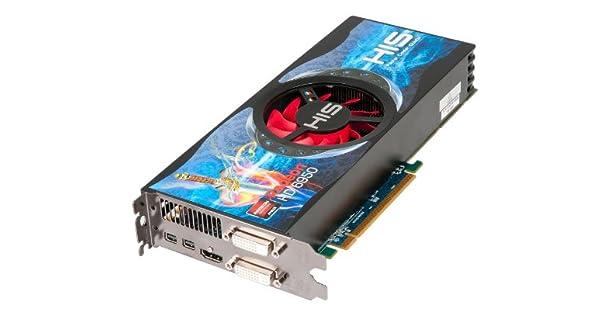 Amazon.com: HIS Radeon HD 6950 2GB (256bit) GDDR5 2x Mini ...